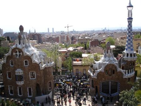 Gaudi houses